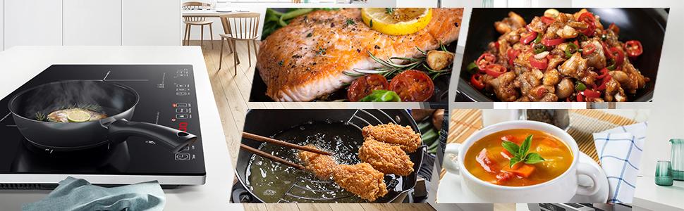 mejores-placas-induccion-cocina-comida-doble